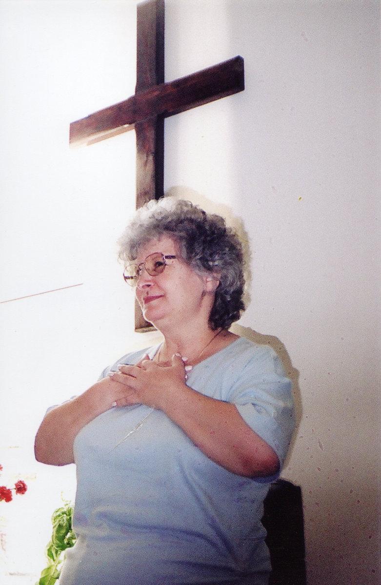 Doamna Desanca in Templu