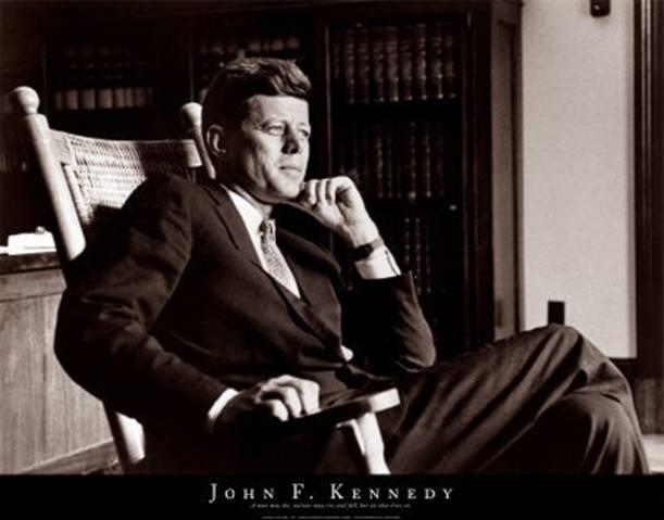 De ce a fost împuşcat J.F.Kennedy ...