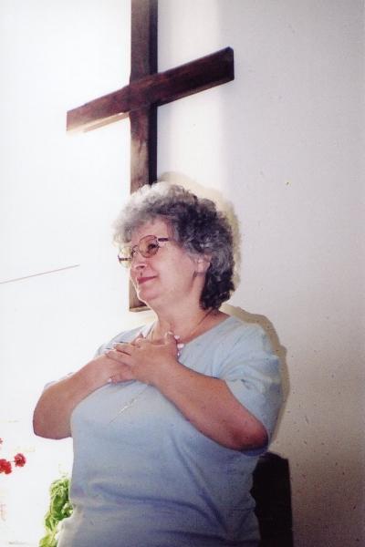 1. Doamna Desanca in Templu