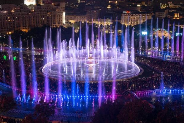 Fântânile Bucureștiului - minunate !
