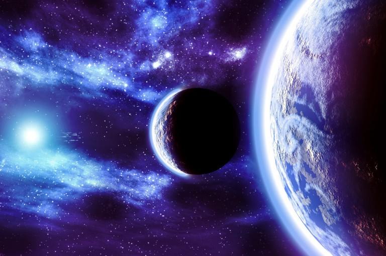 """""""Luna. Plecarea din acest sistem"""" -fragment din cartea """"Din tainele vieții și ale universului """" a prof. Scarlat Demetrescu  (publicată în 1936)"""